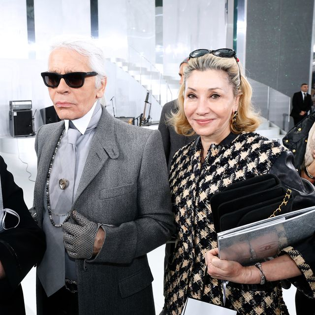 chanel  backstage   paris fashion week   haute couture ss 2014