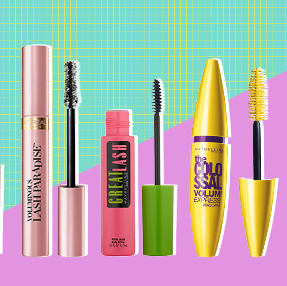 The Best Drugstore Mascaras That Makeup Artists Swear By