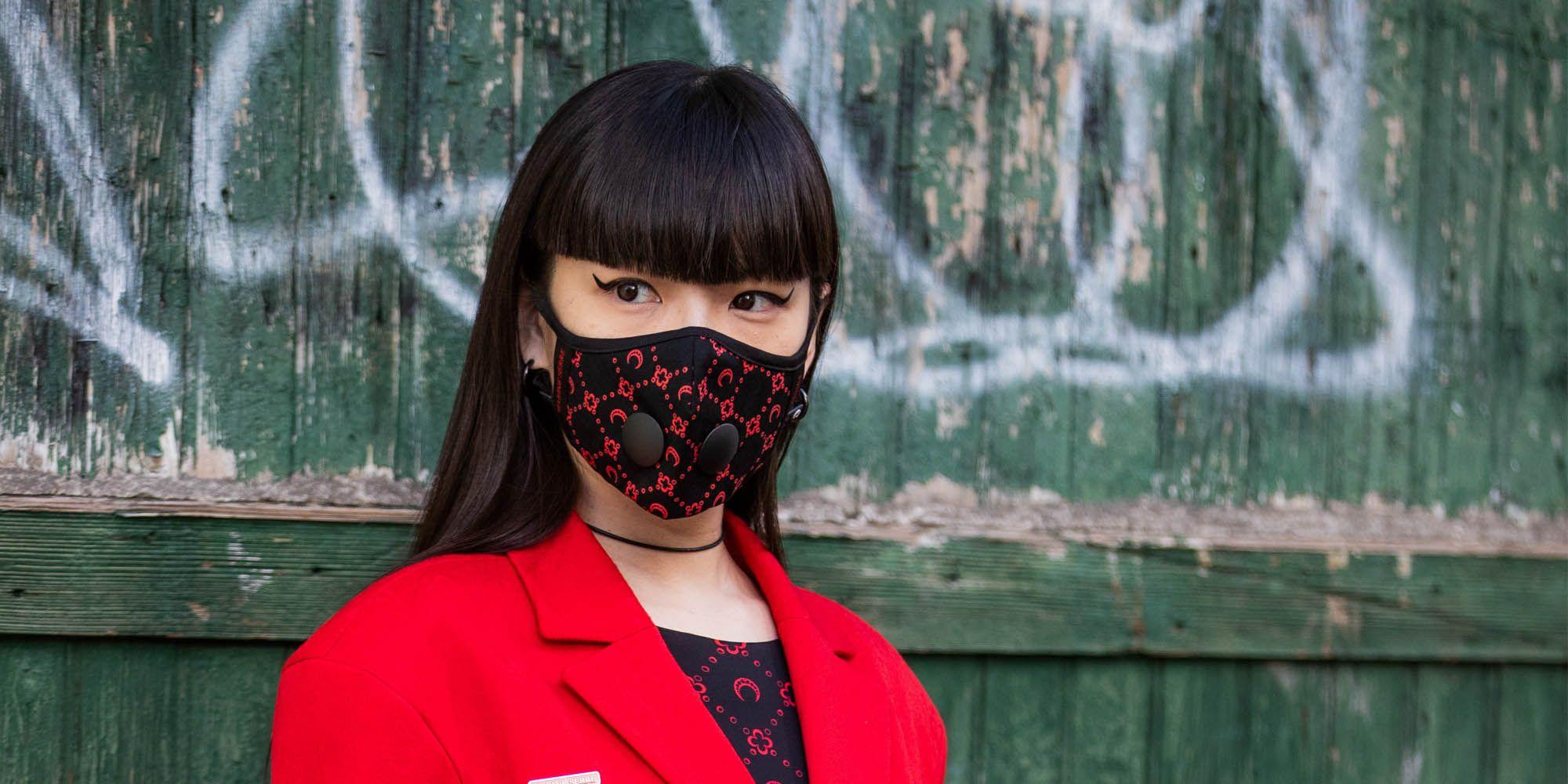 maschera bocca fendi