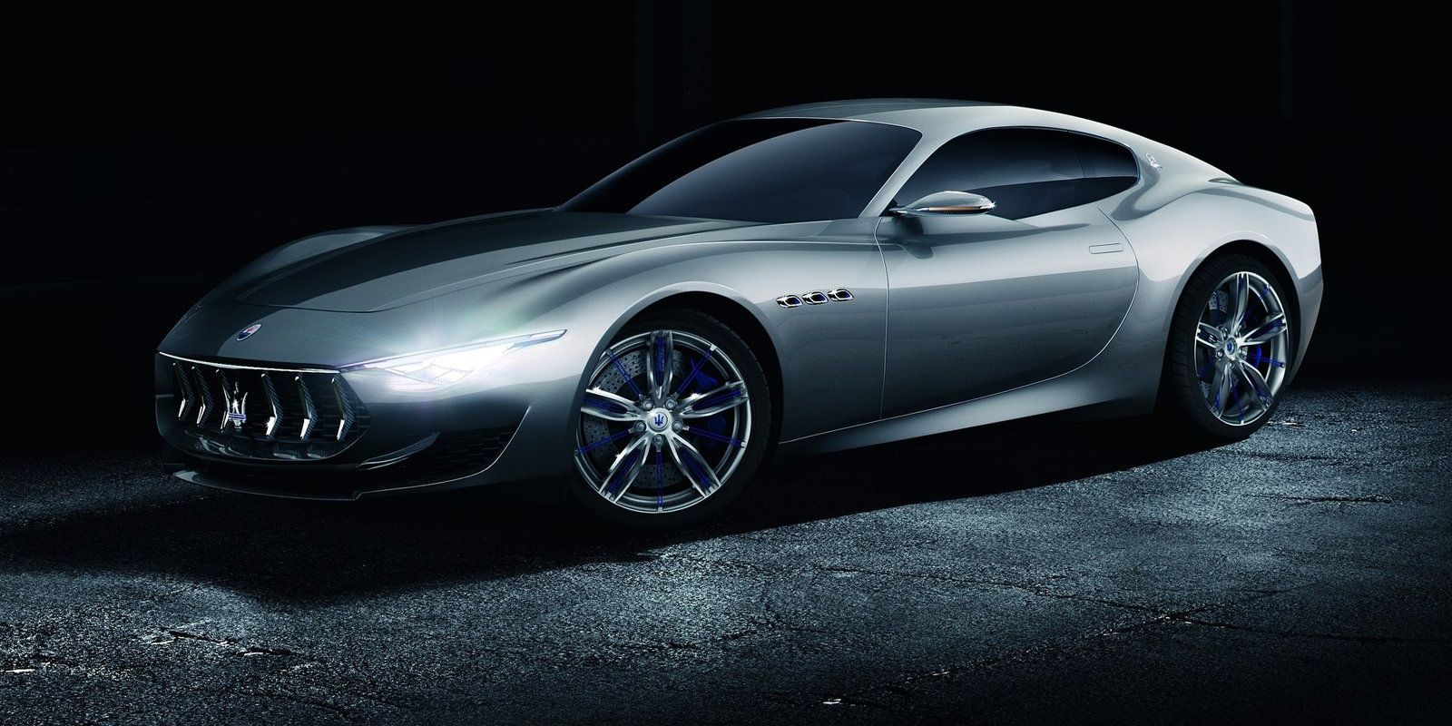 Maserati Alfieri Electric Coupe To Replace Granturismo New Hybrid Ev From Maserati