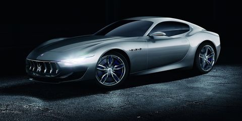 Maserati Alfieri Release Date >> Maserati Alfieri Electric Coupe To Replace Granturismo New