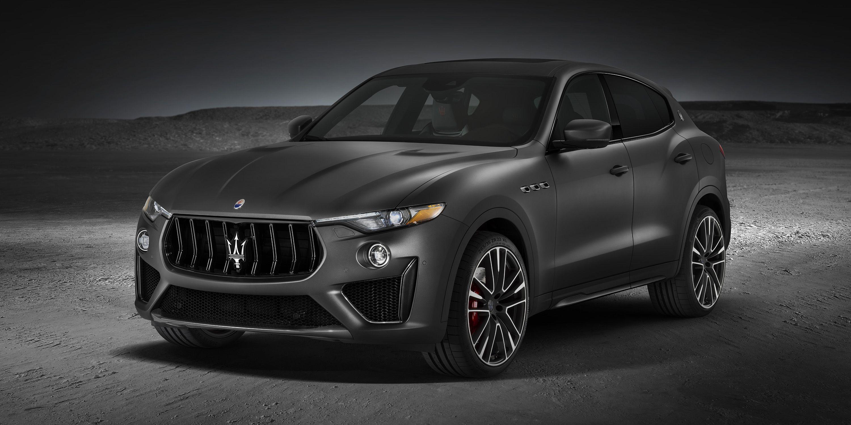 Maserati suv horsepower