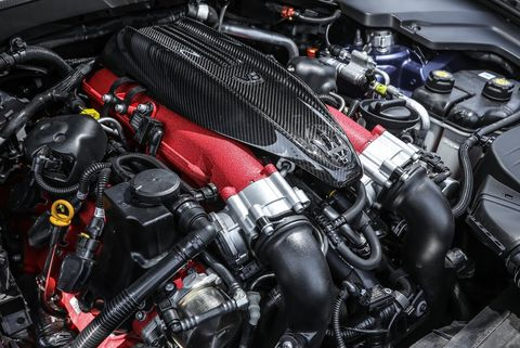 Ferrari Will Eventually Stop Building Engines for Maserati on