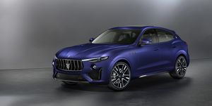 2019 Maserati Levante Trofeo Launch Edition