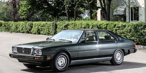 1986 Maserati Quattroporte Royale