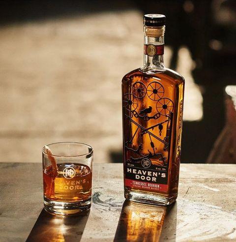 Drink, Liqueur, Distilled beverage, Alcoholic beverage, Alcohol, Whisky, Bottle, Blended whiskey, American whiskey, Scotch whisky,