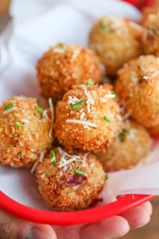 mashed potatoes recipes balls