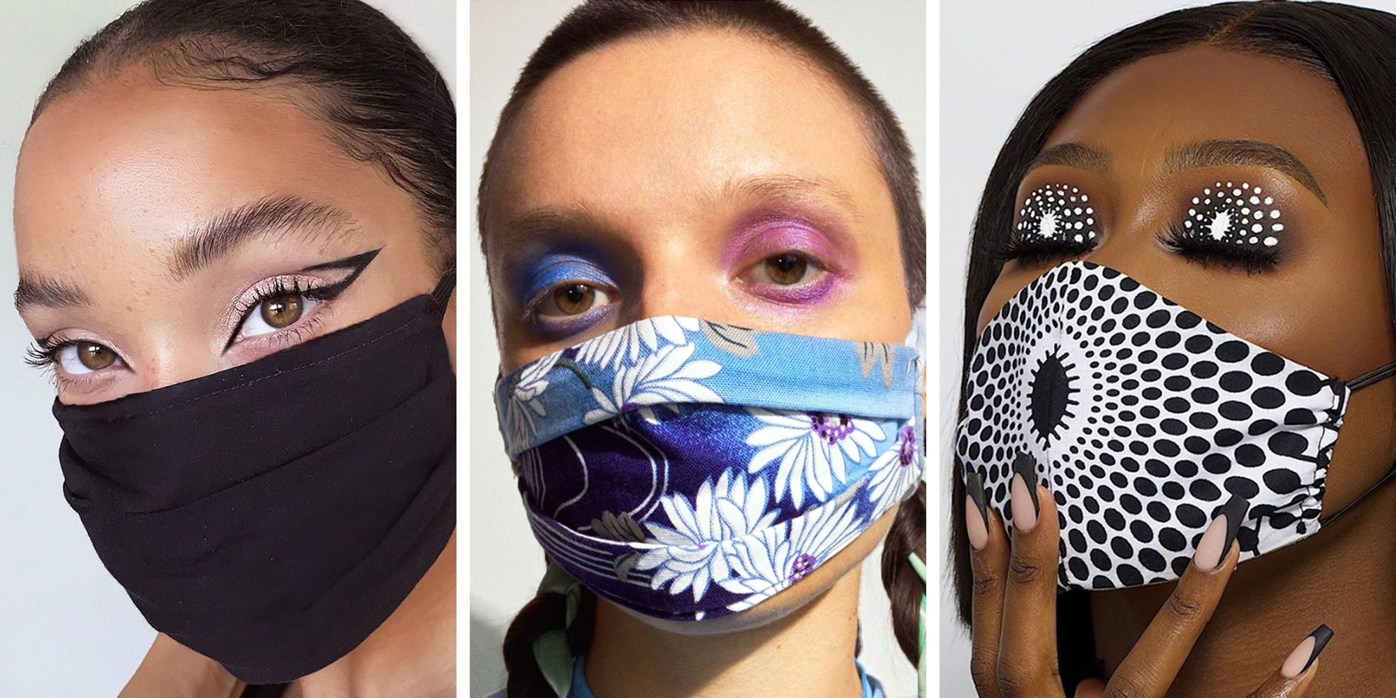 How To Match Your Mask With Makeup
