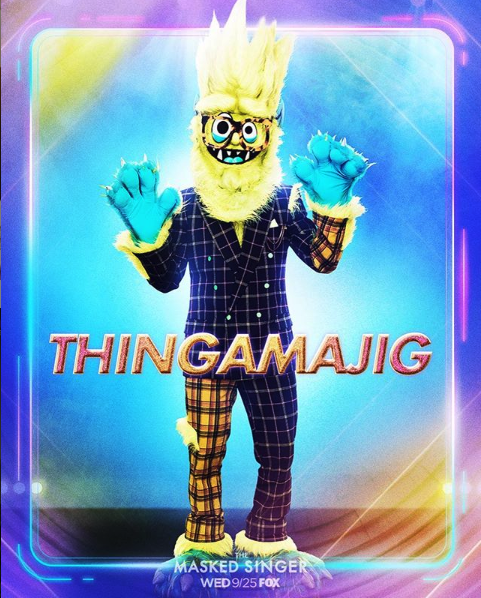 Who Is the Thingamajig on 'The Masked Singer?' Here's Our Wild Prediction