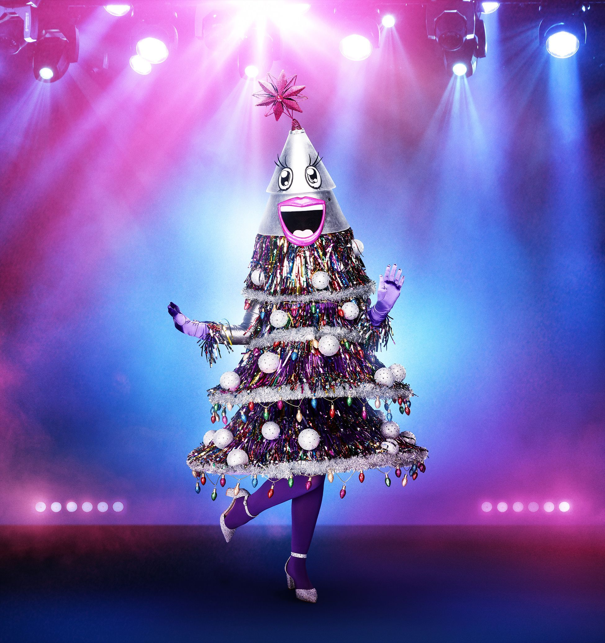 Who Is the Tree on 'The Masked Singer' Season 2?