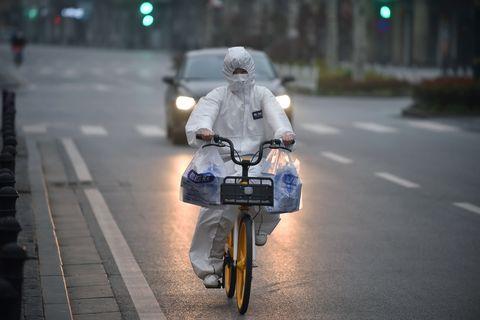 CHINA WUHAN LIFE IN PLAGUE