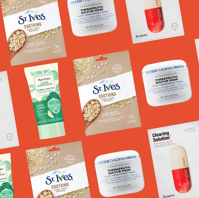 7 Best Face Masks for Acne 2020