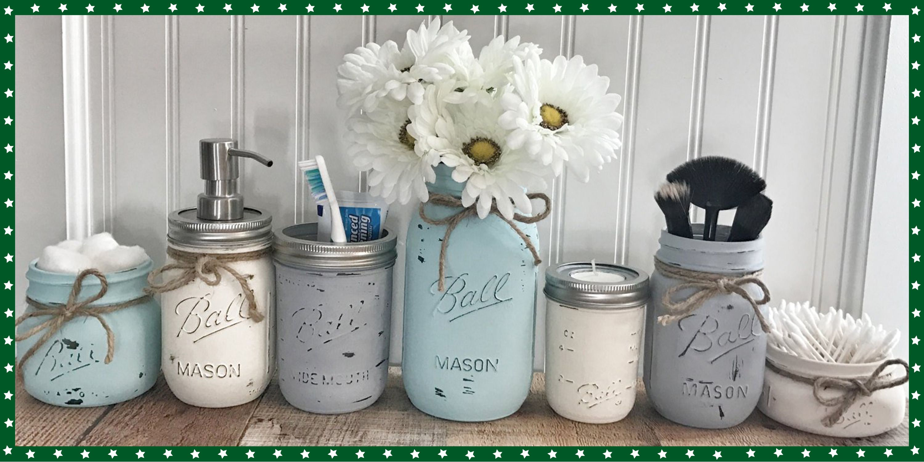 30 Mason Jar Gifts for Christmas , Cute Gift Ideas with