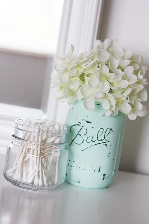 mason jar decor air freshener