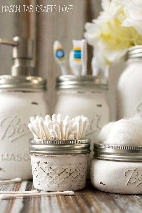 65 Great Mason Jar Ideas Easy Crafts And Decor For Mason Jars