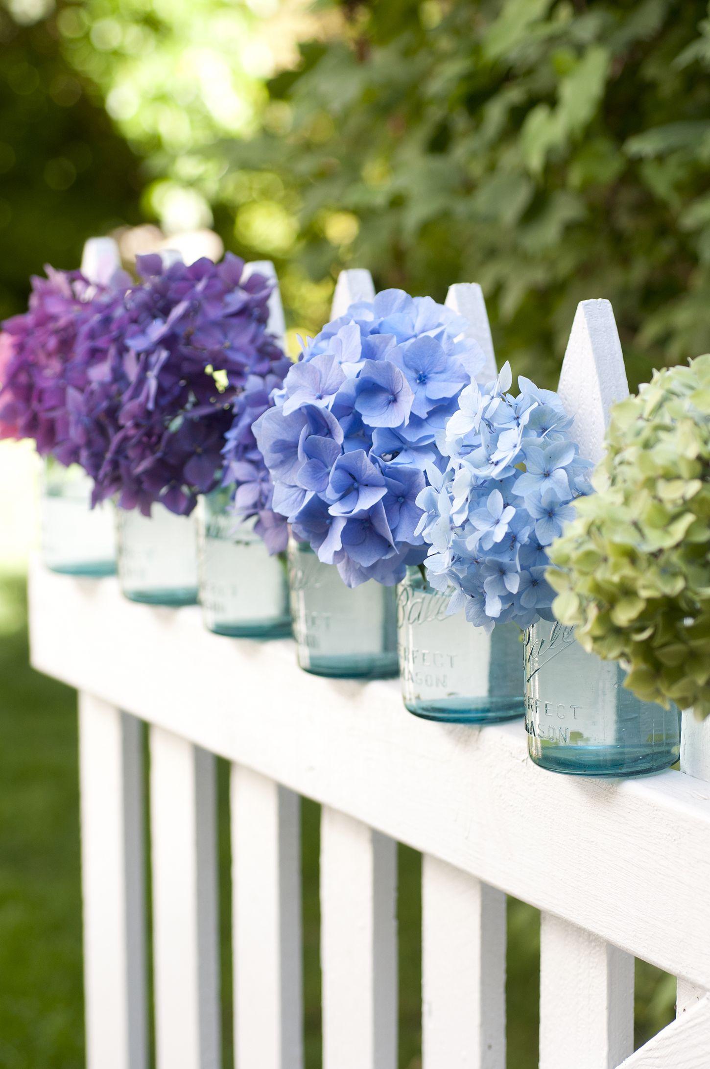 17 Pretty Mason Jar Flower Arrangements Best Fl Centerpieces In Jars