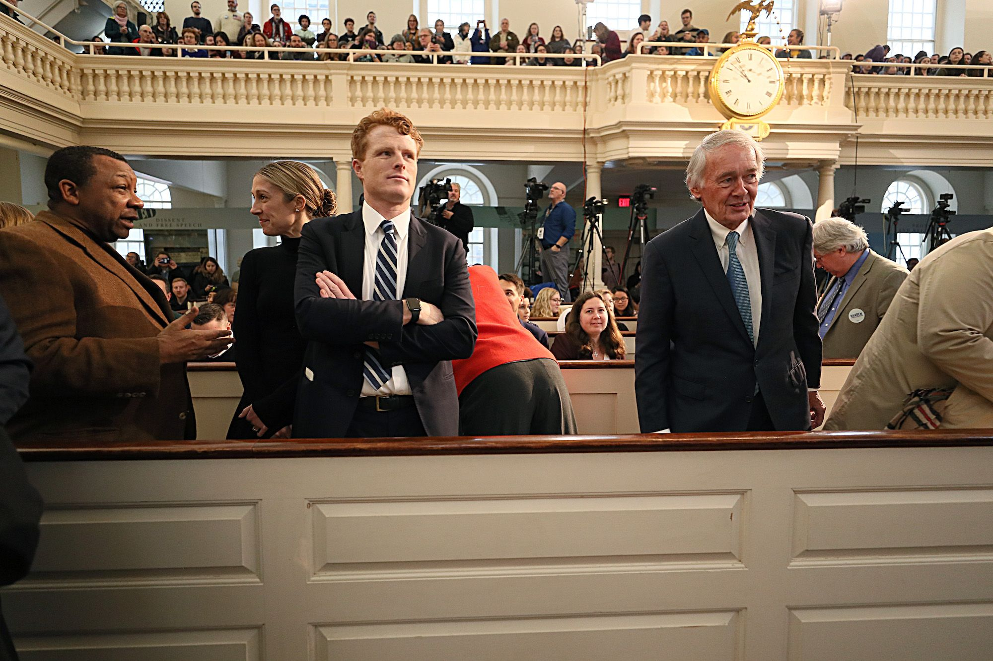 The Joe Kennedy-Ed Markey Senate Debate Was Among the Most Desultory Political Events in Memory