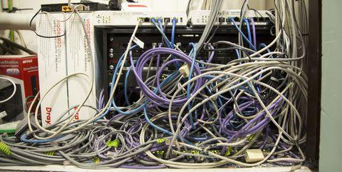 Computer Communication Cables