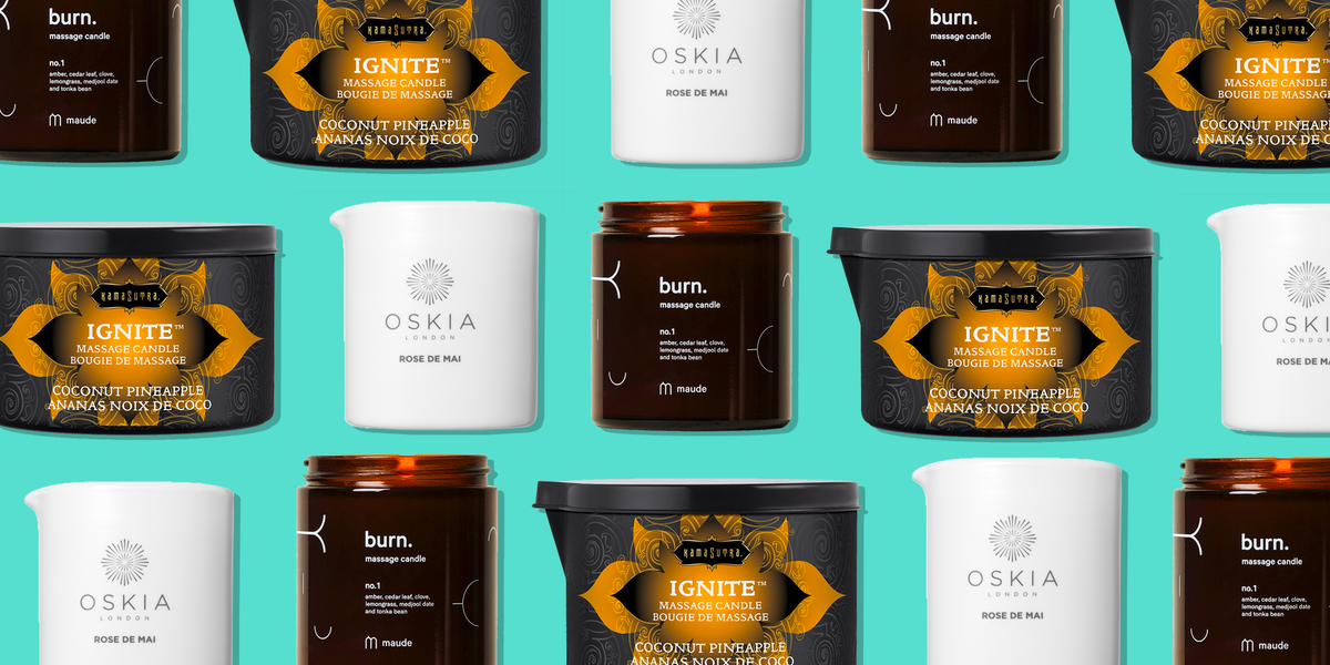 These Massage Candles Will (Literally) Heat Things Up