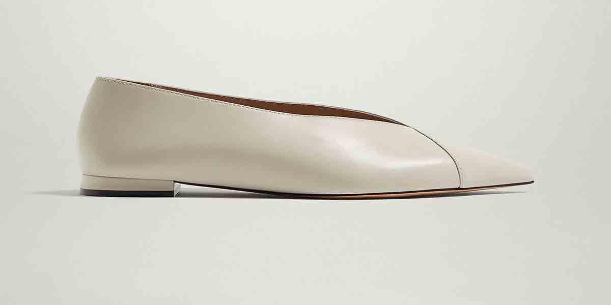 zapato de Massimo Dutti