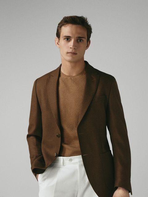 esenciales ropa hombre vuelta trabajo