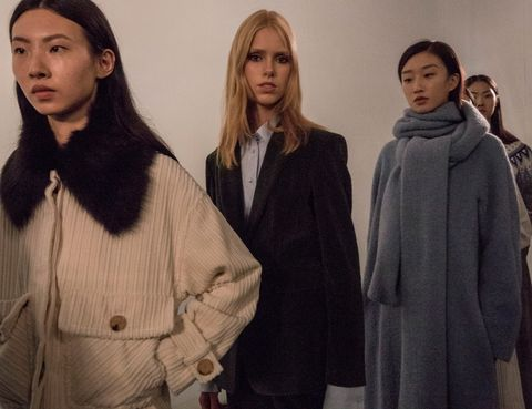 8bc86e3b0a Massimo Dutti embraces modern tailoring at Shanghai show
