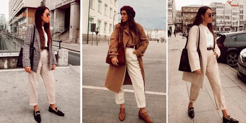 Buenos precios comprar oficial diseño popular Massimo Dutti y el pantalón beige de vestir que más veces ha ...