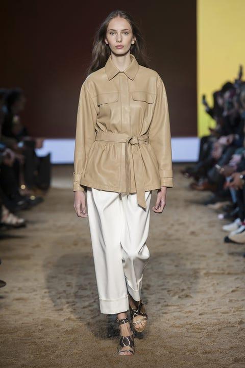 La combinación de colores discretos forma parte de la nueva colección de Massimo Dutti