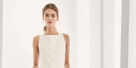 f1b8bb23d Massimo Dutti vende los dos vestidos de novia más bonitos de la ...
