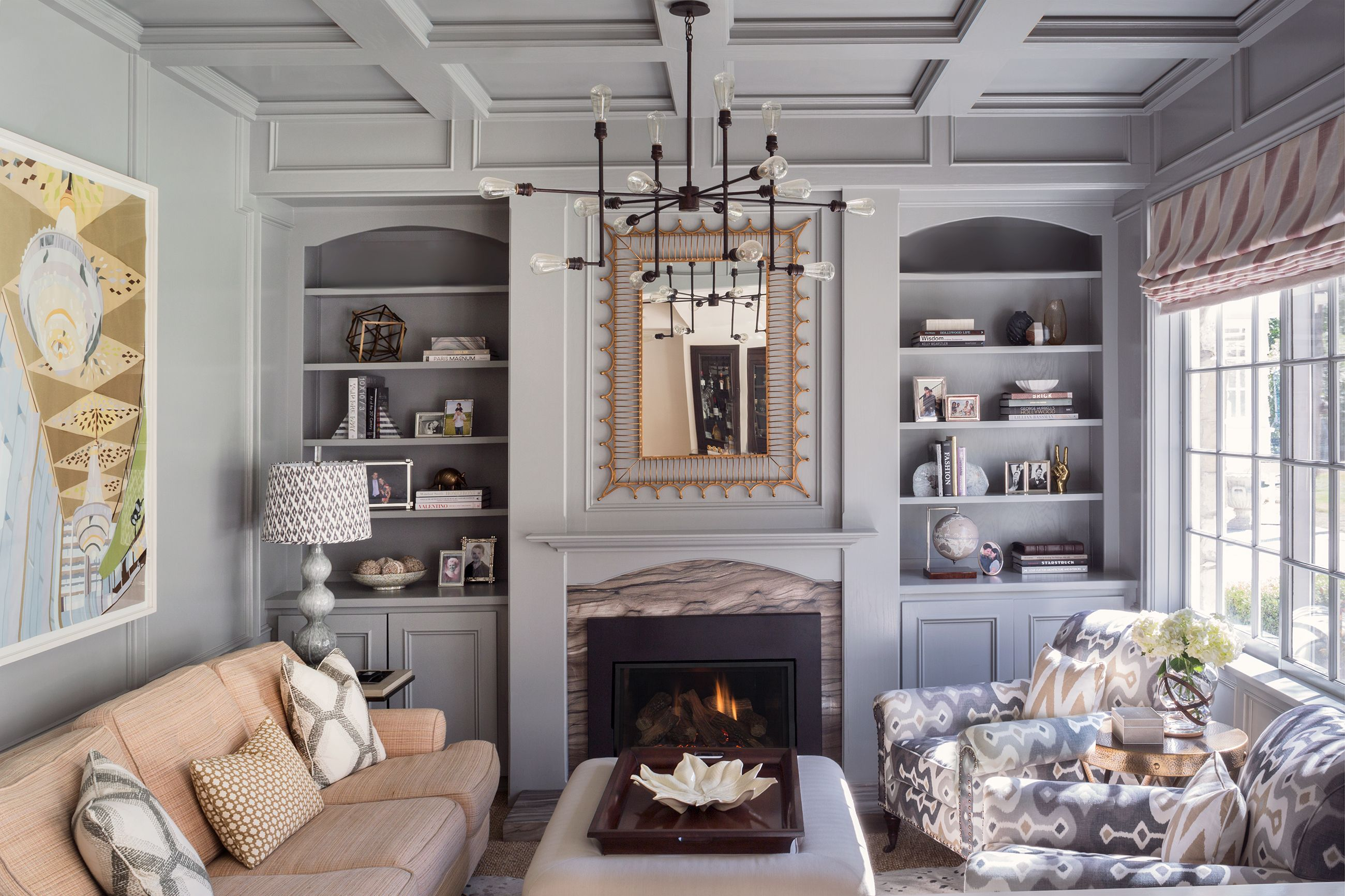 Fireplace Trends 2020.The Design Trends That Will Be In And Out In 2020 What