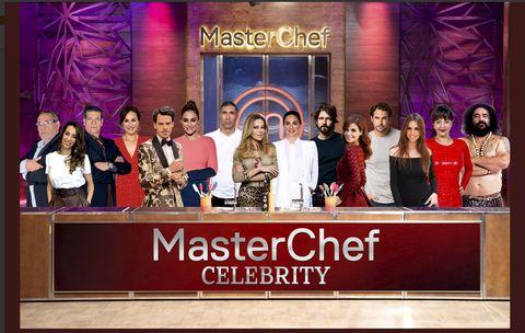 La fecha de estreno de 'Masterchef Celebrity 4'