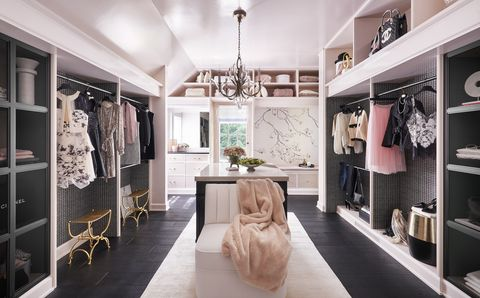 master closet by ilene chase for 2020 lake forest showhouse