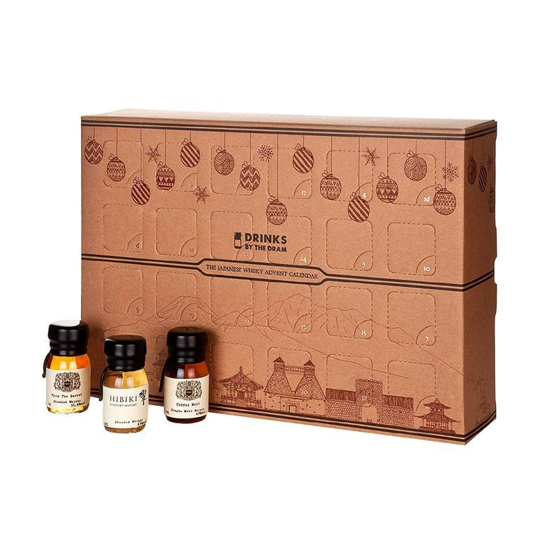 Master of Malt Scotch Advent Calendar for Men