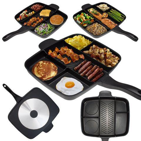Master Pan Divided Frying Pan