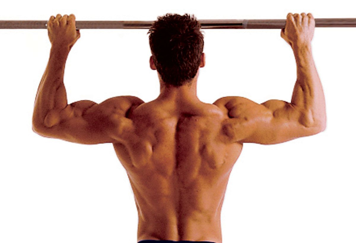 Pull-Ups: How to Do the Perfect Pull-Up photo