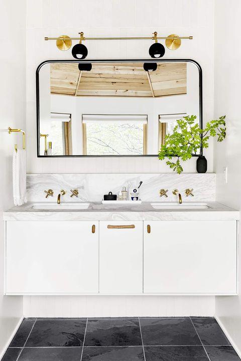vanity white