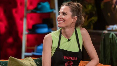 vanesa romero es expulsada en el programa 3 de masterchef celebrity