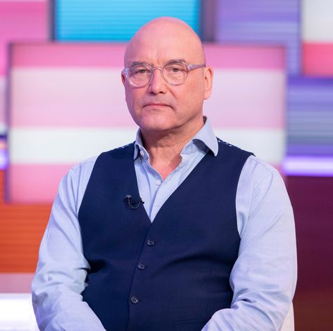 Gregg Wallace on Good Morning Britain, March 2019