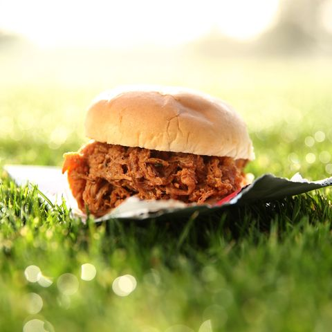 masters barbecue sandwich