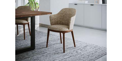 Wood, Floor, Flooring, Furniture, Hardwood, Room, Table, Chair, Coffee table, Grey,