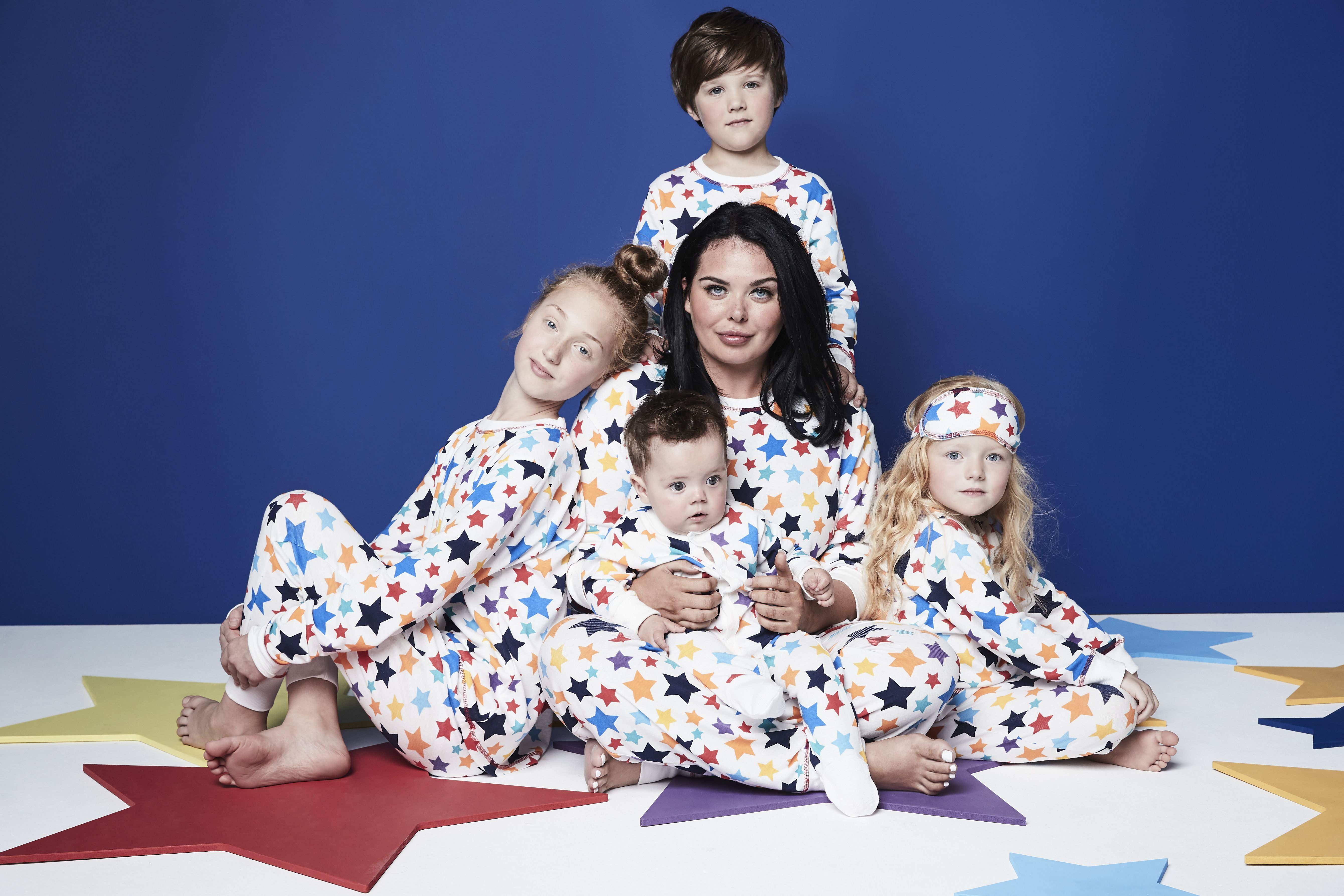 Matalan s selling amazing pyjamas for the whole family in aid of Alder Hey  Children s Charity 1fd9727a1