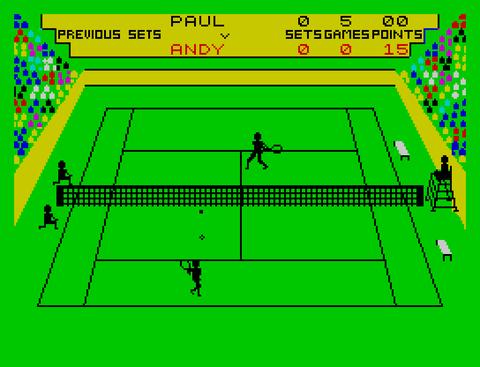 Los mejores videojuegos de tenis de la historia