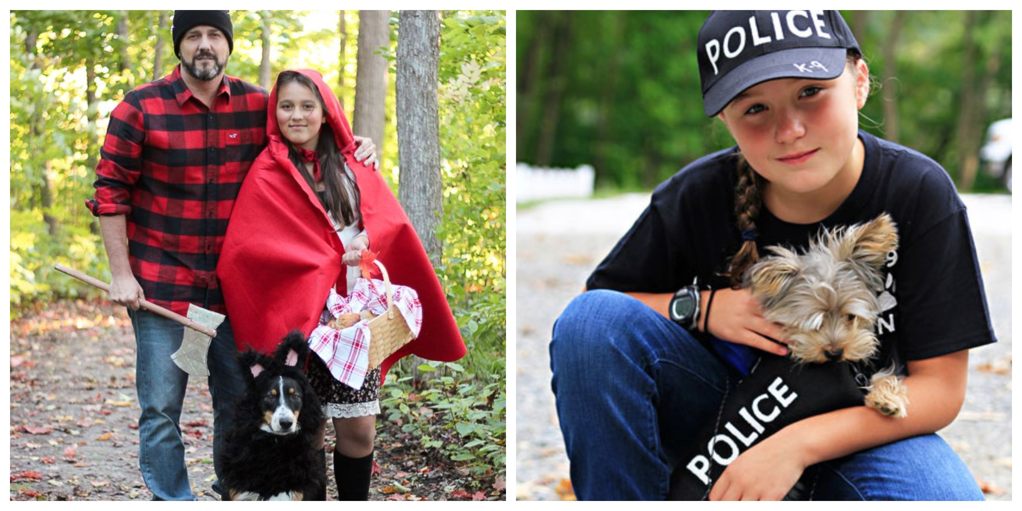 dog couple halloween costumes & cute puppy cute dog couples