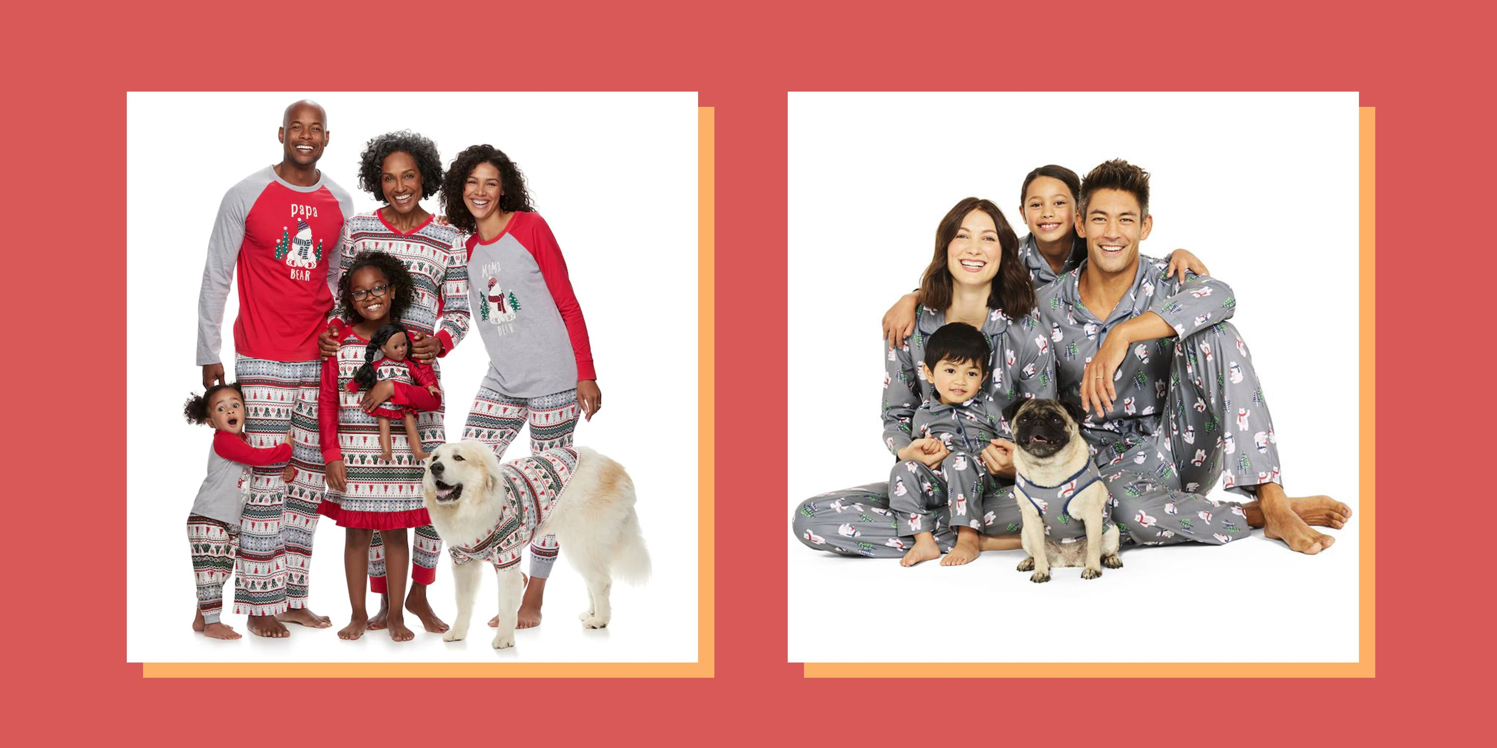 Matching Christmas Pajamas Canada