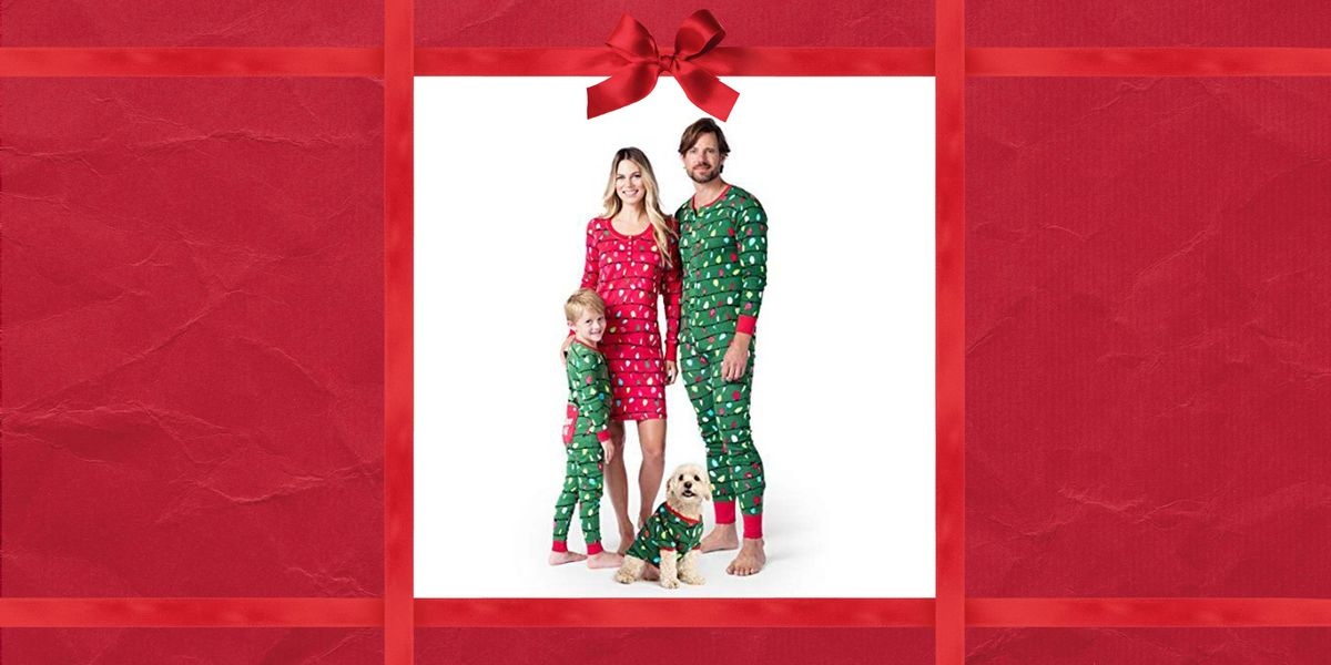 The Whole Family Needs Matching Christmas Pajamas—Shop Our Picks Here