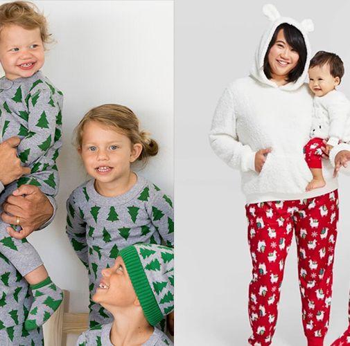 matching family chritmas pajamas 2019