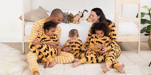 matching halloween pajamas