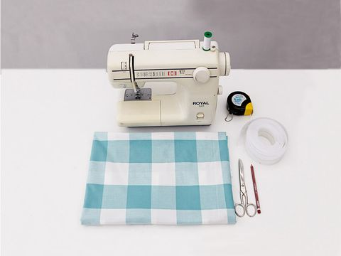Sewing machine, Sewing, Home appliance, Textile, Linens, Household appliance accessory, Art,