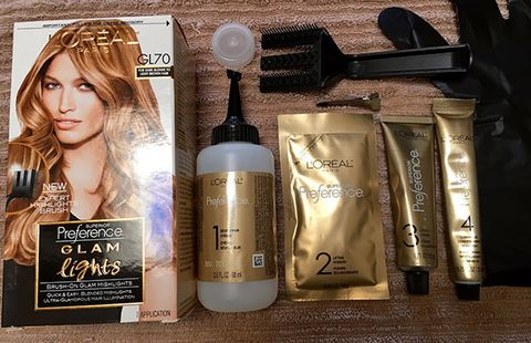 How to do your own natural looking highlights prevention at home highlights solutioingenieria Gallery