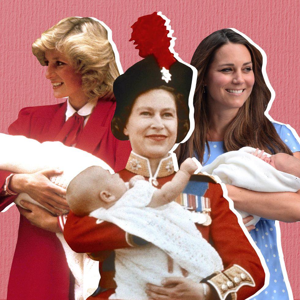 royal family maternity leave